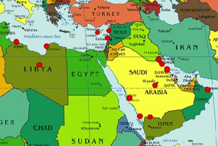 Projects STAL - North african countries